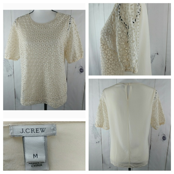 J.CREW Tops - *sold on another platform J.CREW Collection Top